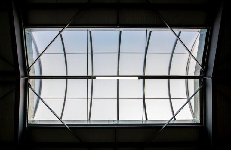 Construction neuve hangar NETO