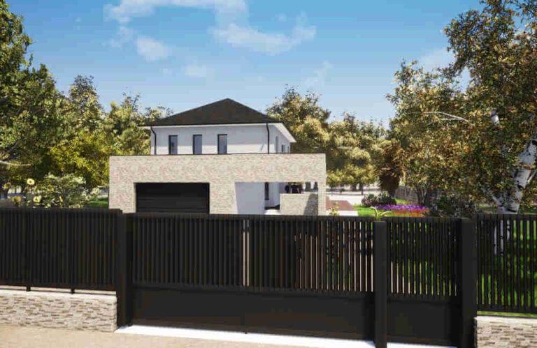 Construction neuve habitat sdev plan vue rue