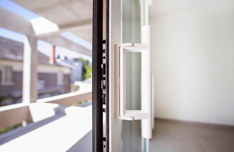 Logement neuf immeuble Pasteur orléans vue balcon
