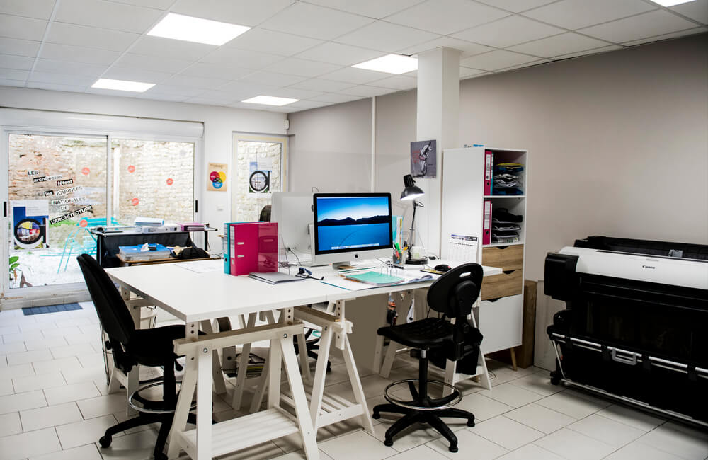 Agence arhitecture atelier are pithiviers plan travail